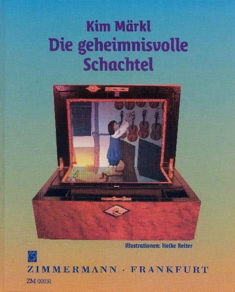 Foto Buch, link zu Musikverlag Zimmermann