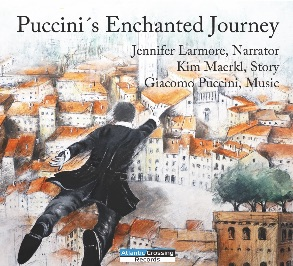 CD cover,link to stories and music CD series