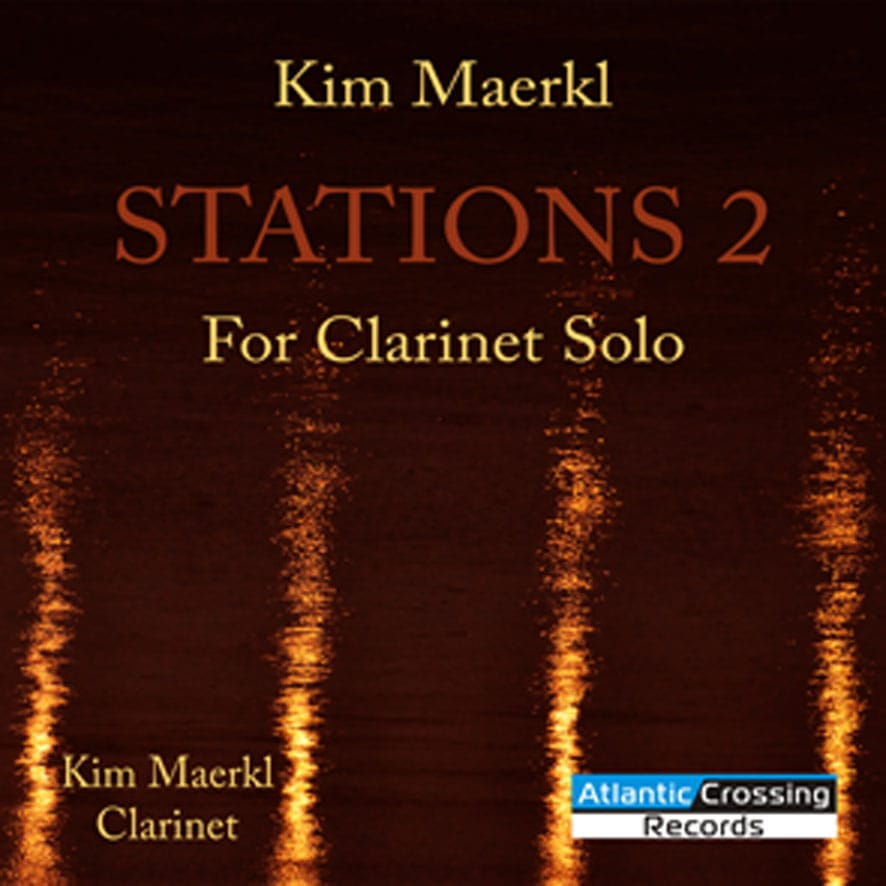 CD cover, link to video page